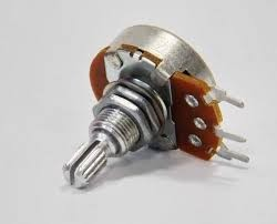 Potentiometer 10k lineair